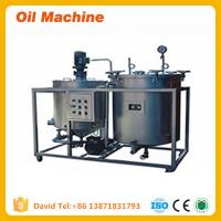 Wholesale Competetive price professional design coconut,peanut,corn,mustard oil refining machine from china suppliers