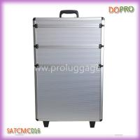 China Bespoke Aluminum Makeup Trolley Case for Hair Stylist (SATCMC016) on sale