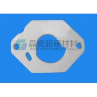 Wholesale Corrosion Resistance Alumina 99% 88HRA Ceramic Pump Seal from china suppliers