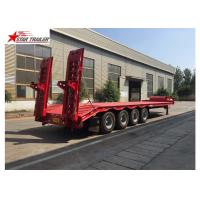 Wholesale High Capacity Extendable Semi Trailer Transport Container Within Container Terminal from china suppliers