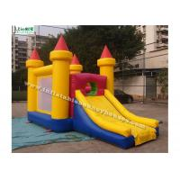 Wholesale Commercial Grade Inflatable Games Mini Bounce House With Slide For Children from china suppliers