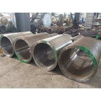 Wholesale 304L 316 Steel Pipe Part Forged Cylinder Sleeve Forging For Chemical Industry from china suppliers
