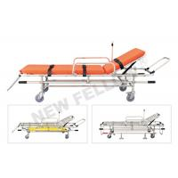 Best Low Position Adjustable Emergency Rescue Ambulance Stretcher For Fire Scene wholesale
