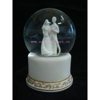 Wholesale wedding gifts,wedding snow globe,custom snow globes from china suppliers