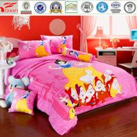 Wholesale China Fashion Home Textiles products,OEM pink girl bedding sheet sets,Microfiber Polyester bed sets from china suppliers