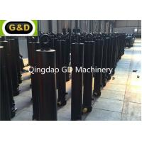 Wholesale Single Acting Constant Velocity Telescopic Hydraulic Cylinders for Trailer Lifting from china suppliers