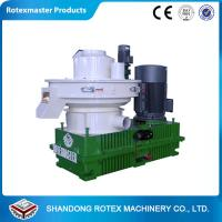 Wholesale Biomass Wood Pellet And Corn Straw Rice Husk Pellet Mill Machine For Animal Feed Or Burner Wood Pellet Machine from china suppliers