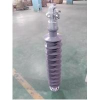 Buy cheap 69KV Line Post Insulators With Gray Sheds, ANSI Standard, Flange-Clamp from wholesalers