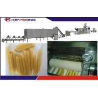 Wholesale Full Automatic Macaroni Pasta Making Machine 380v / 220v 70KW Output 80 - 100kg / H from china suppliers