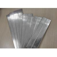 Wholesale H14 H24 Anti Corrosion Aluminum Extrusion Profiles Dimple Flat Tube For Truck Radiators from china suppliers