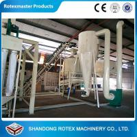 Wholesale High Performance Pellets Counter Flow Cooler for Wood Pellets Production Line from china suppliers