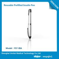 Wholesale Reusable Insulin Pen Injection With Precision Mechanism Spiral Injection System from china suppliers