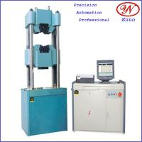 Wholesale Hydraulic tensile testing machine for steel strand from china suppliers