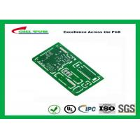 Double Side PCB with 7 Different Types Board in One Panel , Immersion Tin PCB