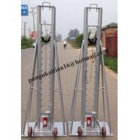 Wholesale Cable drum trestles, made of cast iron,Jack towers,Cable Drum Lifting Jacks from china suppliers