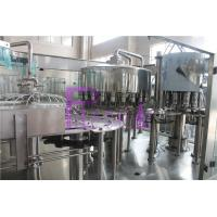 Full Auto Mineral Water Filling Machine 8000 Bottles Per Hour Speed