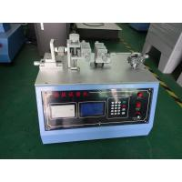 China Cell Phone Plug Insertion Force Testing Machine Rotating Eccentric Type Non Destructive on sale