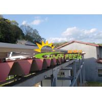 Buy cheap Rails Mounting Adjustable Solar Panel Brackets Flat Roof OEM Engineered Design from wholesalers