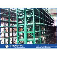 Wholesale High Capacity Heavy Duty Metal Rack , Safety Industrial Storage Shelving from china suppliers