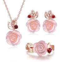 Buy cheap Necklace Ring Earrings 925 Silver Gemstone Jewelry Sterling Silver Natural Stone from wholesalers