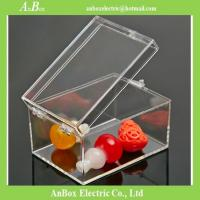Wholesale Polycarbonate Rectangular Clear Plastic Enclosure Box from china suppliers