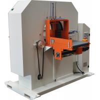 China Height Adjustable Tape Wrapping Machine 1550mm*1350mm*1450mm Low Noise on sale
