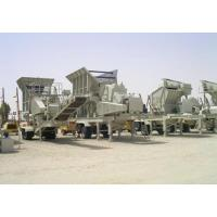 Wholesale Hot Sale Mobile Cone Crushing Plant from china suppliers