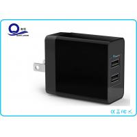 Wholesale 17W 2-Ports USB Travel Adapter Smart Charger with Compact Design for Traveller from china suppliers