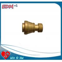 Wholesale EDM Copper Clip Tin Plating EDM Drill Guides EDM Consumables For Wire Cut Machine from china suppliers