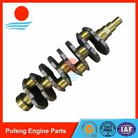 Wholesale GM crankshaft supplier in China, SPARK 1.0 crankshaft SPARK 1.2 96355203 96325203 96348865 from china suppliers