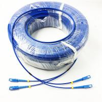 Wholesale Armored Fiber Optic Patch Cable , Singlemode Multicore Outdoor Lc Lc Patch Cord from china suppliers
