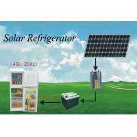 Wholesale High Quality Solar Refrigerator 50L-628LDouble-Door Fridge Fresh-Keeping and Freezing from china suppliers