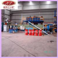China italy hot billet heating furnace for aluminium extrusion plant for sale on sale
