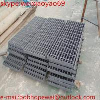 Grating Ditch Cover Steel Gratings Trench Cover