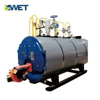 Wholesale Fully Automatic Gas Fired Steam Boiler , 5 Ton Industrial Electric Boiler For Dyeing Industry from china suppliers