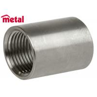 Wholesale Forged Butt Weld Fittings Thread Double Joint Coupling High Polished Surface Treatment from china suppliers