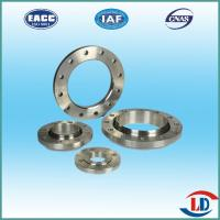 Wholesale Hot Quality OEM Customized Forging Flange with CNC Machining from china suppliers
