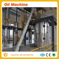 Wholesale Soybean meal production oil processing equipment soya solvent extraction processing plant from china suppliers