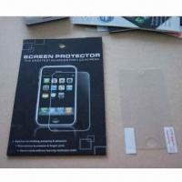 Wholesale Screen Protector , anti-scratch , high transparence for ipad mini from china suppliers