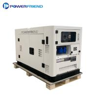 China High Quality Single Phase 11Kw Power Portable Super Silent Diesel Generator on sale