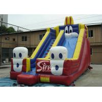 Wholesale 6.0 Mts High Big Rabbit Inflatable Slide For Kids N Adults Outdoor Fun from china suppliers