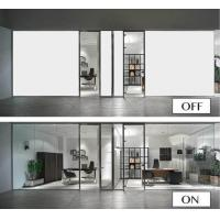 Buy cheap switchable smart glass Projection Screen EBGLASS from wholesalers