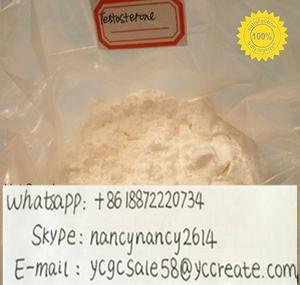 Testosterone Isocaproate Testosterone Anabolic Steroid Powder CAS 58-22-0