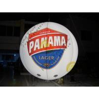Wholesale Customized Inflatable Advertising Balloon , LED Light Inflatable HeliumBalloon from china suppliers