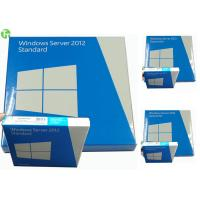 Wholesale Software Windows Server OEM , Win Server Standard 2012 R2 / Windows Server 2008 R2 from china suppliers
