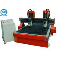 China Factory Price 4x8ft Wood CNC Router Machine For Sale At Low Price With 2 Heads on sale