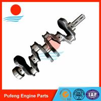 Wholesale Mitsubishi 4G54 crankshaft MD027474 from china suppliers