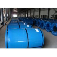 Wholesale Colorful Prepainted Steel Coil 600 ~ 1250mm Width For Construction / Buildings from china suppliers