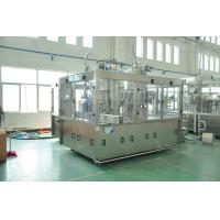 Wholesale 6000 BPH Monoblock Filling And Capping Machine , Carbonated Drink Filling Machine from china suppliers