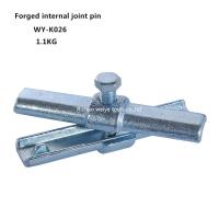 Wholesale Scaffolding Forged Coupler internal jonint pin / inner pin 1.1kg Q235 from china suppliers